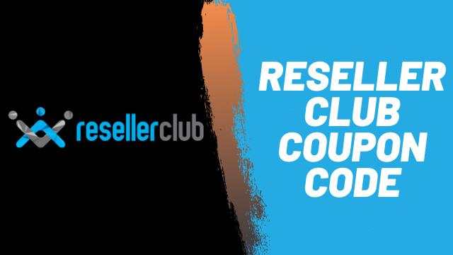 Resellerclub coupon code