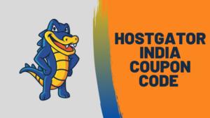 Hostgator india coupon code