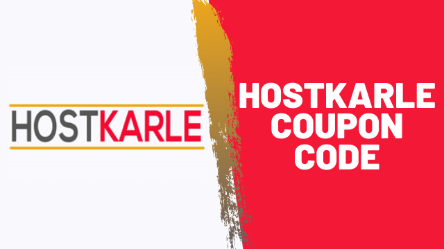 Hostkarle coupon code
