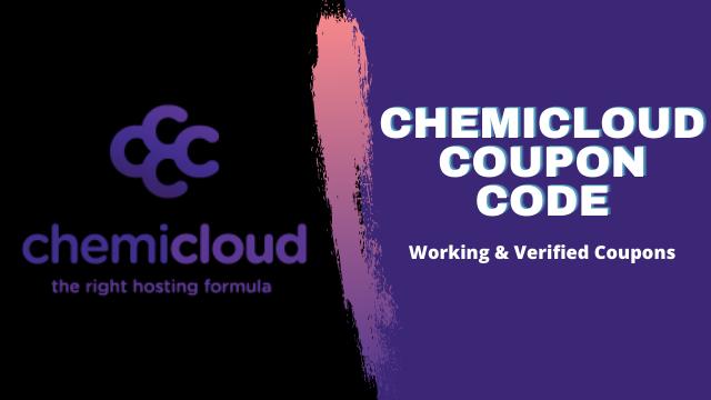 chemicloud Coupon Code